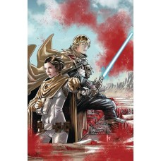 STAR WARS LAST JEDI STORMS OF CRAIT #1