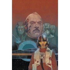 STAR WARS POE DAMERON #22