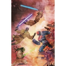 STAR WARS JEDI REPUBLIC MACE WINDU #5 (OF 5)