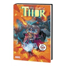 MIGHTY THOR PREM HC VOL 04 WAR THOR