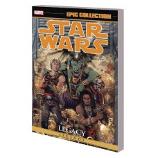 STAR WARS LEGENDS EPIC COLLECTION LEGACY TP VOL 02