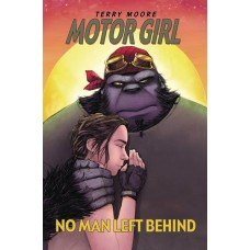 MOTOR GIRL TP VOL 02 NO MAN LEFT BEHIND