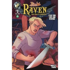 PRINCELESS RAVEN YEAR 2 #3 LOVE AND REVENGE
