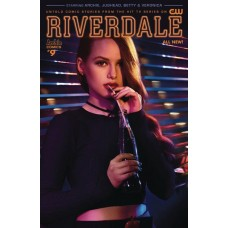 RIVERDALE (ONGOING) #9 CVR A CW BLOSSOM PHOTO