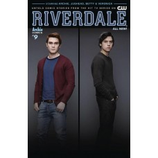 RIVERDALE (ONGOING) #9 CVR B CW PHOTO