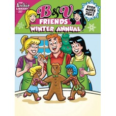 B & V FRIENDS WINTER ANNUAL DIGEST #257