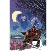 KLAUS AND THE CRISIS IN XMASVILLE #1