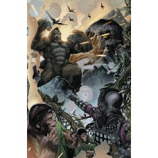 KONG ON PLANET OF APES #2 CONNECTING MAGNO VARIANT