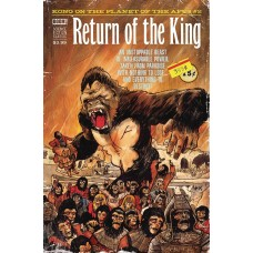 KONG ON PLANET OF APES #2 SUBSCRIPTION CONNECTING DALTON VARIANT