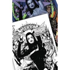 TAROT WITCH OF THE BLACK ROSE #101 STUDIO DLX ED (MR)