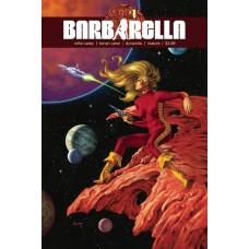 BARBARELLA #1 CVR B JUSKO (MR)