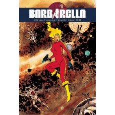 BARBARELLA #1 CVR D HACK (MR)