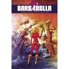 BARBARELLA #1 CVR F YARAR (MR)