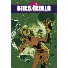 BARBARELLA #1 CVR G DELANDRO (MR)
