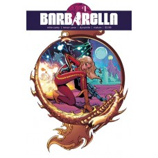 BARBARELLA #1 CVR I CASTRO EXC SUBSCRIPTION VARIANT (MR)