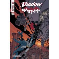 SHADOW BATMAN #3 (OF 6) CVR A KALUTA