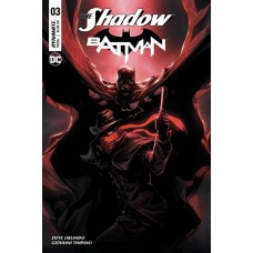 SHADOW BATMAN #3 (OF 6) CVR D TAN