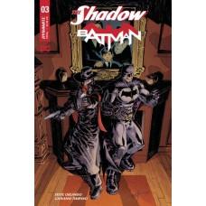 SHADOW BATMAN #3 (OF 6) CVR E EXC SUBSCRIPTION VARIANT
