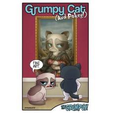 GRUMPY CAT GRUMPUS HC
