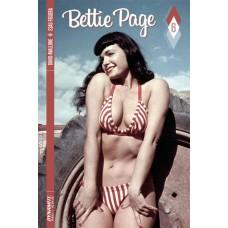 BETTIE PAGE #6 CVR C PHOTO