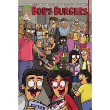 BOBS BURGERS ONGOING #16 LTD HARBAUGH EXC