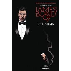 JAMES BOND KILL CHAIN #6 (OF 6) CVR A SMALLWOOD