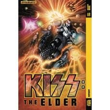 KISS THE ELDER TP VOL 02