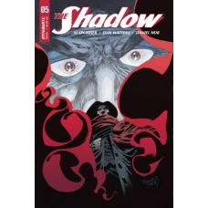 SHADOW #5 CVR C JONES