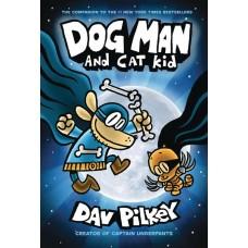 DOG MAN GN VOL 04 DOG MAN AND CAT KID