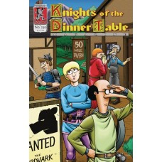 KNIGHTS OF THE DINNER TABLE #250
