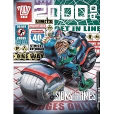 2000 AD PACK #2060-2061 DEC 2017
