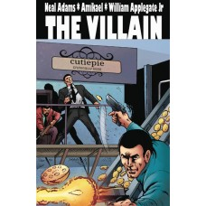 VILLAIN #2 (OF 5) (MR)