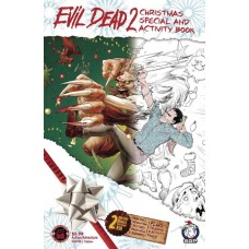 EVIL DEAD 2 CHRISTMAS SPECIAL ACTIVTY BOOK