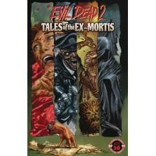 EVIL DEAD 2 TALES EX MORTIS 30TH ANN ED TP
