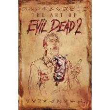 ART OF EVIL DEAD 2 TP