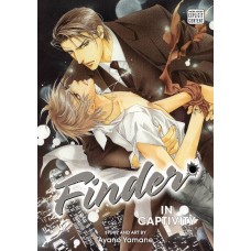 FINDER DELUXE ED GN VOL 04 IN CAPTIVITY (MR)
