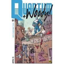 QUANTUM & WOODY (2017) #1 CVR F PRE-ORDER ED