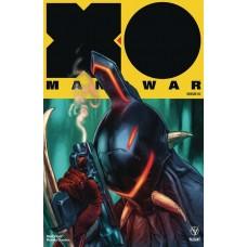 X-O MANOWAR (2017) #10 CVR A LAROSA