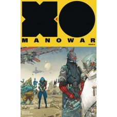 X-O MANOWAR (2017) #10 CVR B ROCAFORT