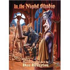 IN THE NIGHT STUDIO ILLUSTRATION AFTER DARK DAN BRERETON