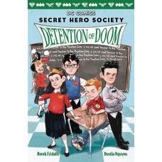 SECRET HERO SOCIETY HC VOL 03 DETENTION OF DOOM