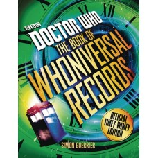 DOCTOR WHO BOOK OF WHONIVERSAL RECORDS SC