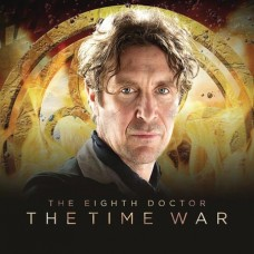DOCTOR WHO 8TH DOCTOR TIME WAR SERIES AUDIO CD
