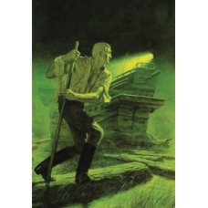 DOC SAVAGE DOUBLE NOVEL VOL 07 BAMA VARIANT