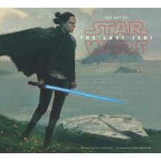 ART OF STAR WARS LAST JEDI HC