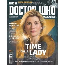 DOCTOR WHO MAGAZINE #520