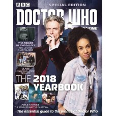 DOCTOR WHO MAGAZINE SPECIAL #48 2018 YEARBOOK