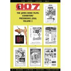 007 MAGAZINE PRESENTS EXHIBITORS PRESSBOOKS VOL 02