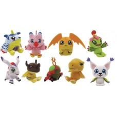 DIGIMON PLUSHES 24PC BMB DS