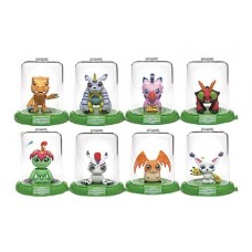 DIGIMON DOMEZ FIGURES 24PC BMB DS